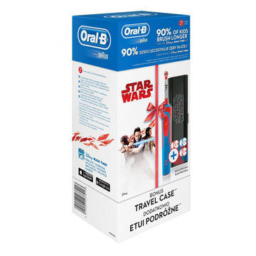 Oral-B D12 Kids Star Wars + Etui